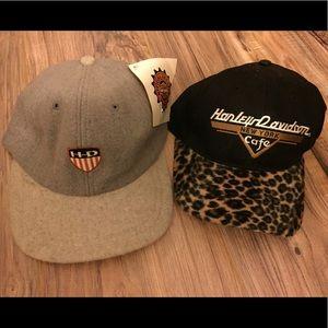 Women's Harley Davidson Hats from New York